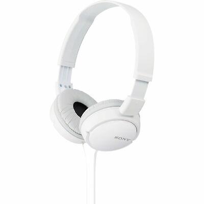 Sony MDR-ZX110 - Auriculares cerrados blanco