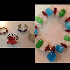 5 Lovely Bracelets; Great Cond! Only $5 for all! Bassendean Bassendean Area Preview