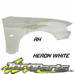 RH HERON WHITE GUARD SUIT VT VX HOLDEN COMMODORE FENDER QUARTER Bayswater Knox Area Preview