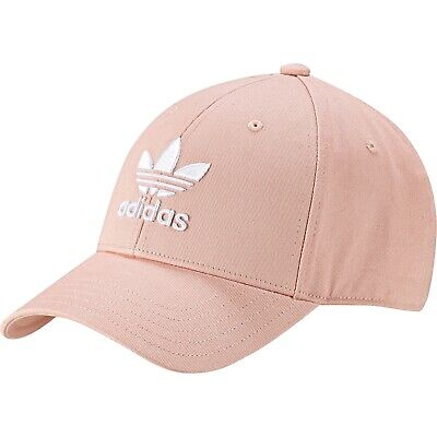Adidas Baseball Class Tre Snapback Cap Mütze dusty pink white