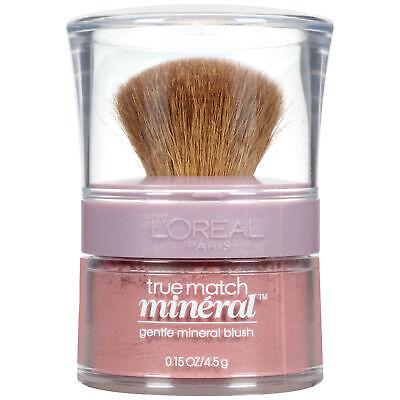 LOreal Paris Makeup True Match Mineral Makeup Powder - Loreal Powder Blush