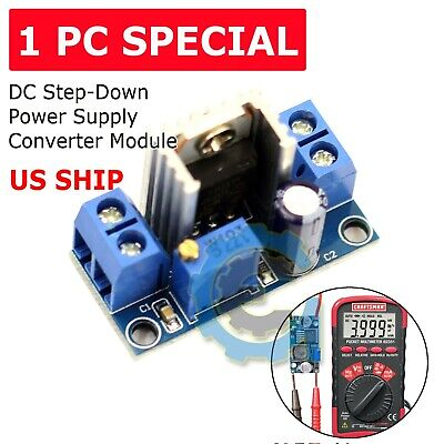 Lot Lm317 Dc-dc 2a Buck Adjustable Step-down Power Supply Converter Module