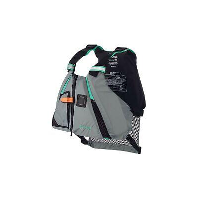 Onyx MoveVent Dynamic Paddle Sports Life Vest Aqua