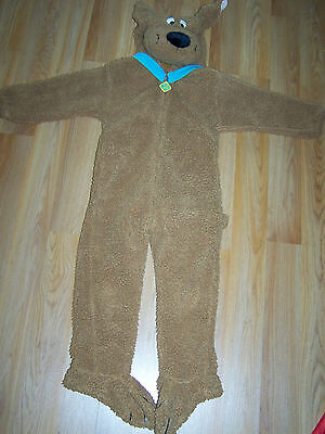 Child Size Small Warner Bros Studio Store Scooby Doo Puppy Dog Halloween Costume](Kids Dog Halloween Costumes)