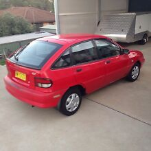 1995 FORD Festiva Muswellbrook Muswellbrook Area Preview