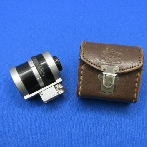 Nikon Rangefinder RF 35-135 Varifocal Zoom Finder with Case