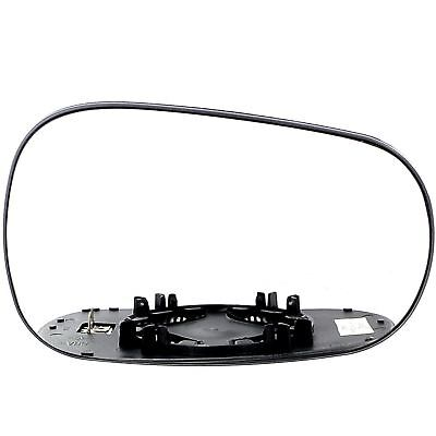 Right Driver side Flat Wing mirror glass for Nissan Juke 2011-2014