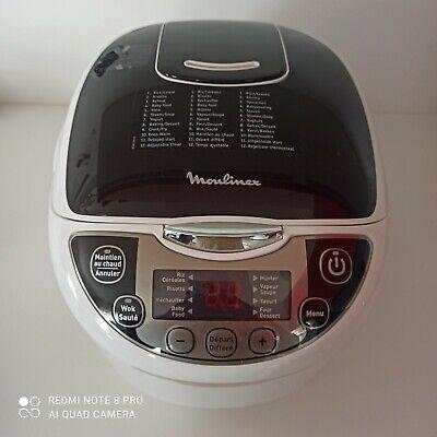Moulinex Robot cucina Multicooker elettrico 5 Litri