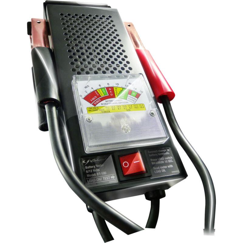 Schumacher Battery Load Tester — 6/12 Volt, Model# BT-100