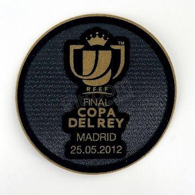 2011-12 Copa del Rey Final 2012 Barcelona vs Athletic Club Set Player...