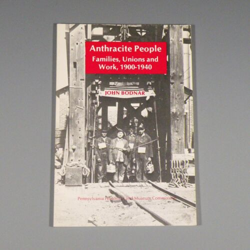 Anthracite People: Families, Unions and Work, 1900-1940 - John Bodnar
