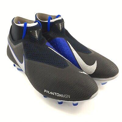 Nike Mens Phantom VSN Elite DF FG Soccer Cleats ACC Size 8