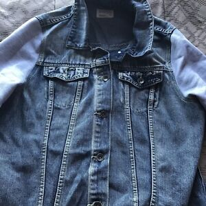 Jean jacket from blue notes