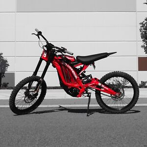 Sur Ron AUTHORIZED Electric Dirt Bike (X) - FREE Shipping*