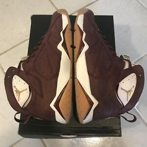 Air Jordan VII 7 Cigar 2015 sz 10.5