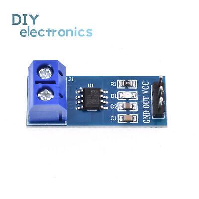 Range Current Sensor Module Acs712 Module Arduino Module New