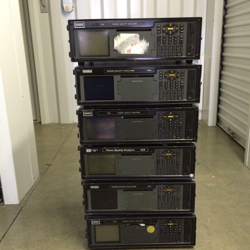 DRANETZ Power Quality Analyzer 658