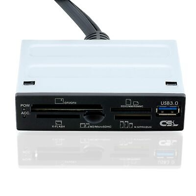 USB 3.0 Cardreader 3,5
