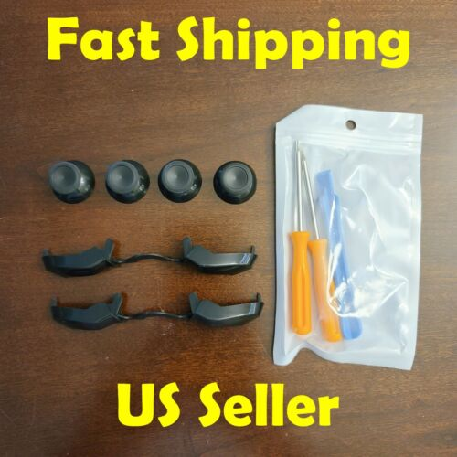 Microsoft Xbox One Controller Repair Kit  LB RB Buttons Thumbsticks and Tools