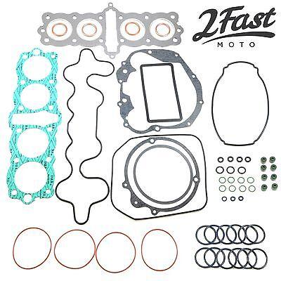 2FastMoto Honda CB550 Complete Gasket Set Engine Top Bottom Seal CB-550 CB 550