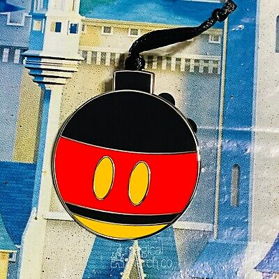 2020 Disney Parks Mystery Advent Countdown Calendar Ornament Pin Mickey Mouse