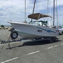 5.6m Quintrex freedom sport Manly West Brisbane South East Preview