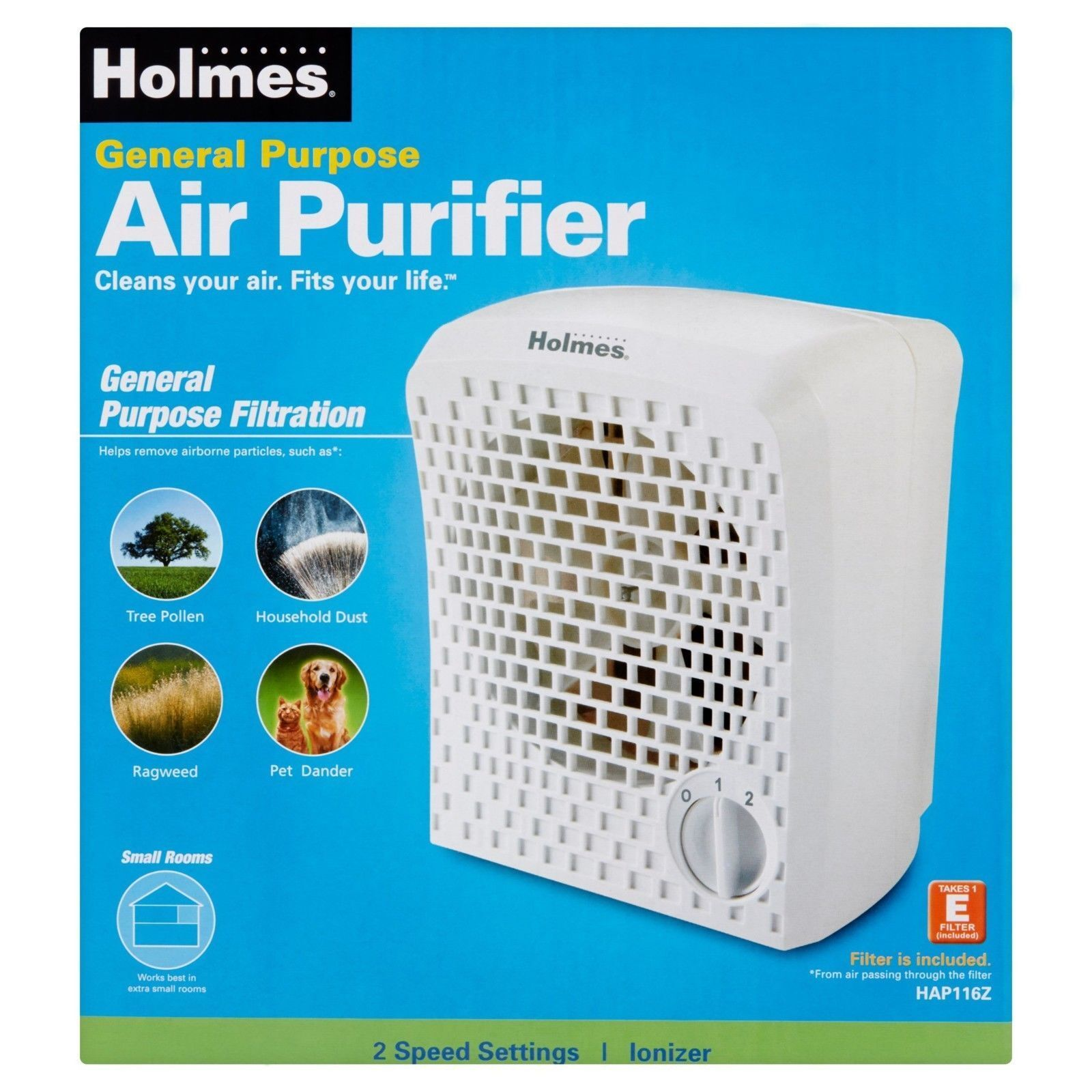 Holmes Air Purifier Hap116z