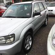 2004 Subaru Forester SUV reg&rwc $3699 driveaway Hoppers Crossing Wyndham Area Preview