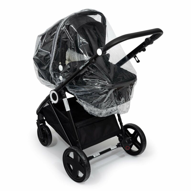Raincover Storm Cover Compatible with Silver Cross Wayfarer Carrycot