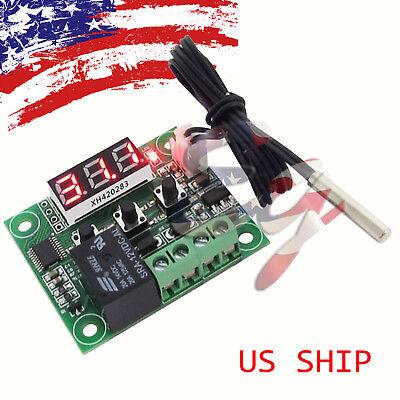 W1209 12v -50-110c Digital Thermostat Temperature Control Switch Sensor Module