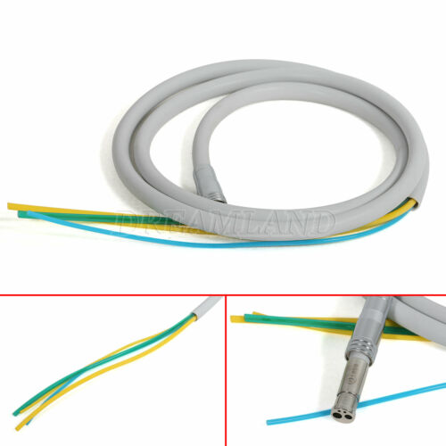 Dental Silicone Hose Tube Tubing For High/Low Speed Turbine Motor Handpiece 4H