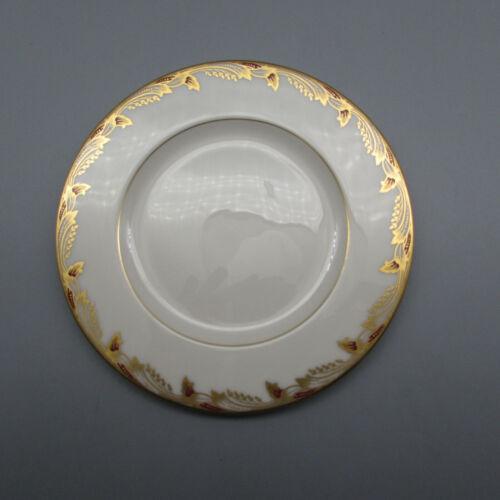Lenox Fine China Essex - Maroon Bread Plates - Set of Four