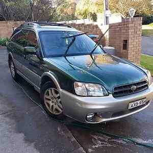 1999 Subaru Outback Limited Frenchs Forest Warringah Area Preview