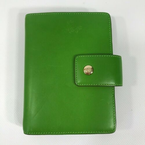 Kate Spade Green Day Planner Book   4 x 5.5