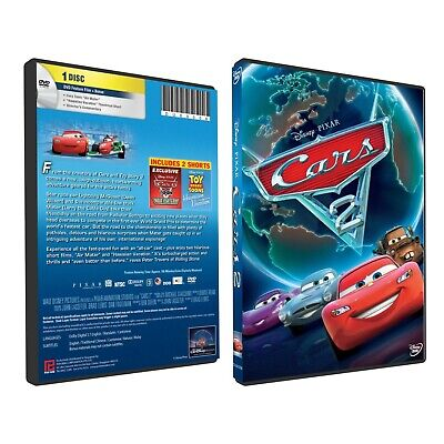 Cars 2 (DVD, 2011)  BRAND NEW Factory Sealed