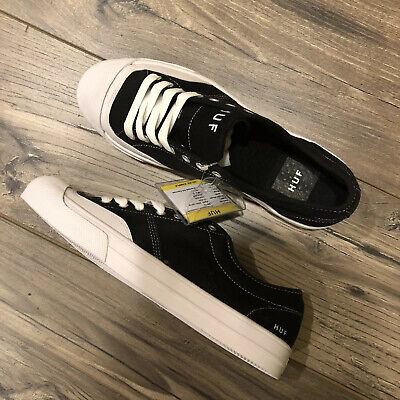 """HUF """"CLICK"""" SHOES SAMPLES SZ. 9 Authentic BRAND NEW"""