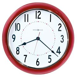 NEW WALL CLOCK 625-653: CRIMSON HALL  A 22 HOWARD MILLER GALLERY WALL  625653