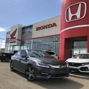 2017 Honda Accord V6 Touring