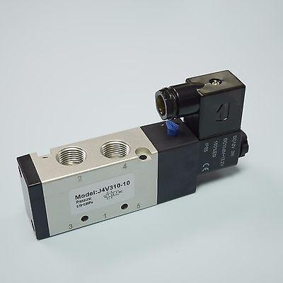 38 Pneumatic 52 Way Electric Control Solenoid Valve 4v310-10 Dc12v