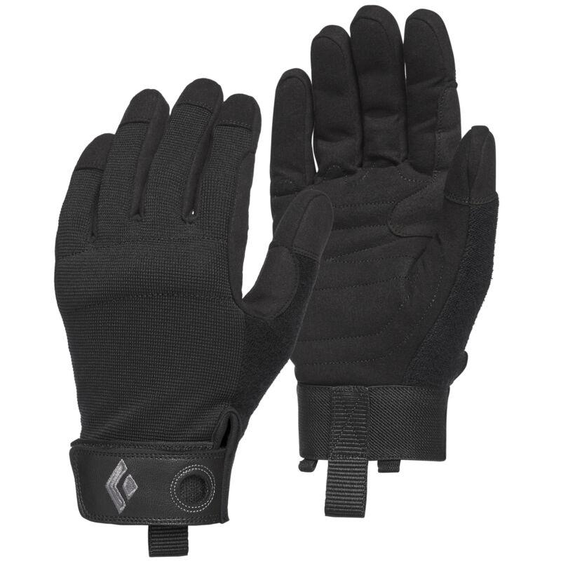 Black Diamond Crag Gloves Climbing - All Sizes