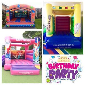 JUMPING CASTLE HIRE WESTERN SYDNEY Kellyville The Hills District Preview