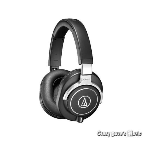 Audio-Technica ATH-M70x Monitor Headphones Black AUD ATHM70X