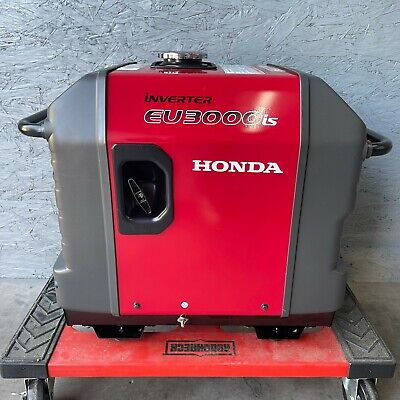2021 Honda Eu3000is Inverter Generator Gas Electric Start Portable Quiet