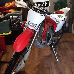 2009 CRF 450x Mint Shape