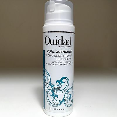 Ouidad Curl Quencher Hydrafusion Intense Curl Cream 5 oz - Free (Ouidad Curl Quencher Hydrafusion Intense Curl Cream)