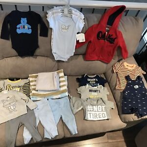 3-6mos baby clothes and blankets