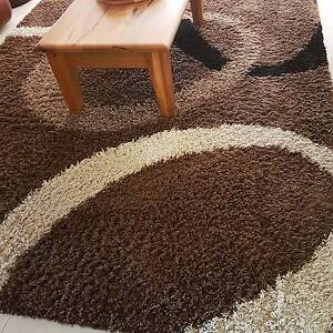 Large Rug with lovely pattern Burns Beach Joondalup Area Preview