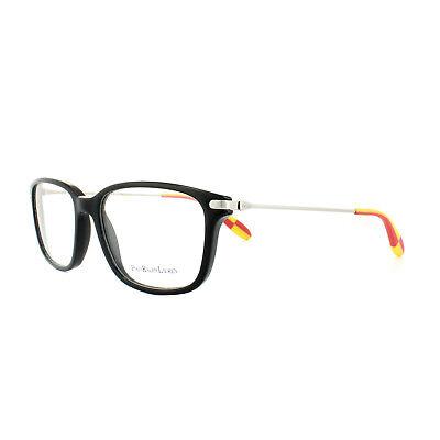 Polo Ralph Lauren Brillengestell Ph 2105 5001 Schwarz Herren 53mm