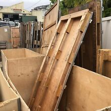 Free wood pallets and crates Burwood Burwood Area Preview
