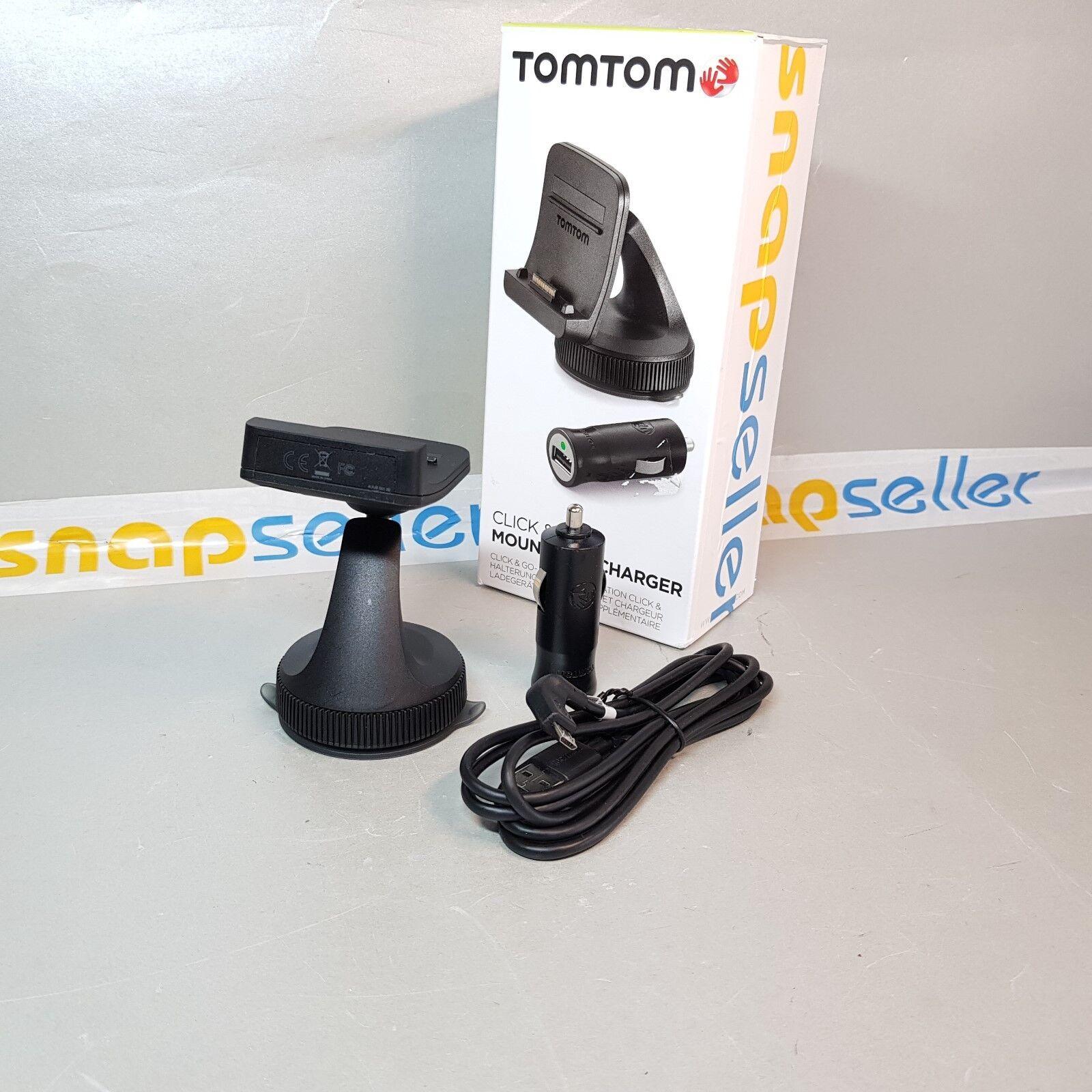 TomTom Click Go Halterung für GO 500/5000/600/6000/510/610/5100/6100 &Truck (S1)